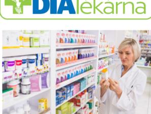 Léky a potřeby pro diabetiky a další